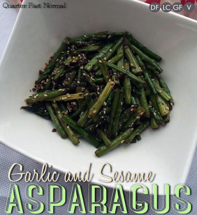garlicsesameasparagus