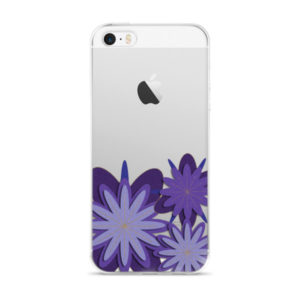 Midnight Flowers | iPhone 5, 6, 6 Plus Case