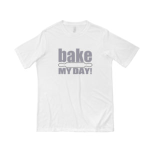Bake My Day | Women's Graphic Boyfriend Tee