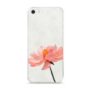 Paper Flower | iPhone Case | 5 and 6